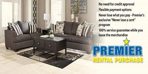 What are the top five myths about rent to own home furniture, Trotwood, Ohio