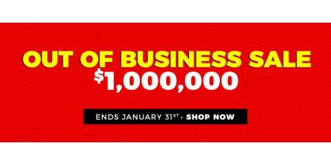 $1,000,000 Dollar WOW Furniture CLOSEOUT Sale! Ends TOMORROW!, Dallas, Texas
