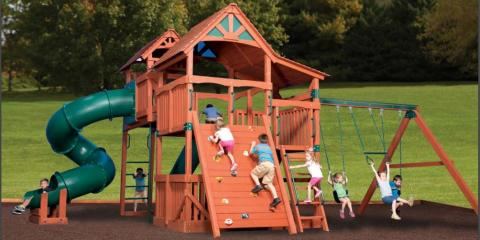 How to Prepare a Yard for a Backyard Play Set?, Urbandale, Iowa