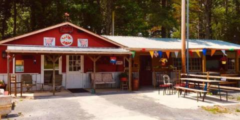 W & W BBQ, BBQ Restaurants, Restaurants and Food, New Hope, Alabama