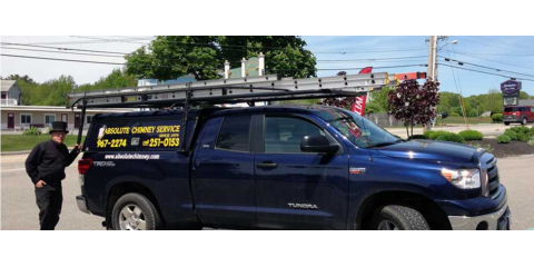 Absolute Chimney Service, LLC, Chimney Repair, Services, Kennebunkport, Maine