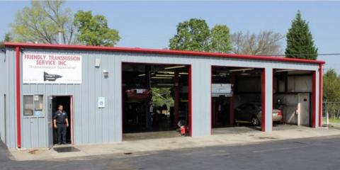 Friendly Transmission Service Inc, Transmission Repair, Services, High Point, North Carolina