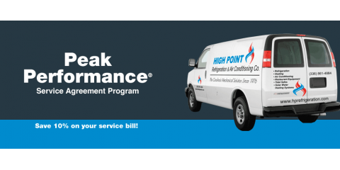 How Often Should You Get Your Air Conditioner Serviced & Why, High Point, North Carolina
