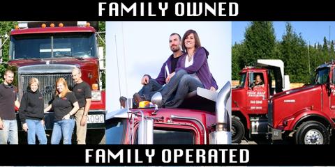 Team Hale LLC, Trucking Companies, Services, Anchorage, Alaska