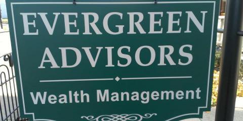 Evergreen Advisors Inc., Financial Planning, Finance, Covington, Kentucky