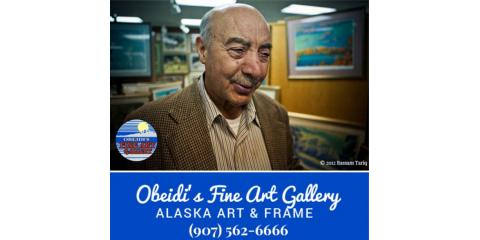Obeidi's FIne Art Gallery, Art Galleries & Dealers, Services, Anchorage, Alaska