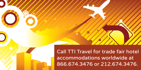 Streamline Your Trade Fair Travel Arrangements With TTI Travel, Manhattan, New York