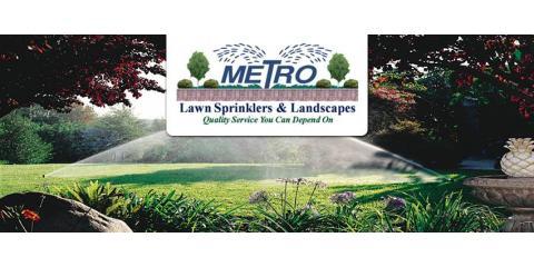 Metro Lawn Sprinkler Systems, Lawn & Garden Sprinklers, Services, Saint Peters, Missouri