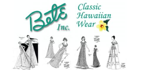 The History of Bete: Where Traditional Hawaiian Clothing Meets Modern Design, Honolulu, Hawaii