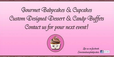Sweet & Sassy Babycakes , Bakeries & Dessert Shops, Restaurants and Food, Kaneohe, Hawaii