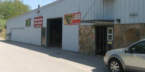 Precision Collision & Auto Glass of Frankfort, Collision Shop, Services, Frankfort, Michigan