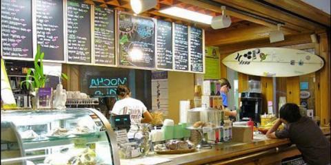 Mocha Java Cafe Cafes Coffee Houses Restaurants And Food Honolulu