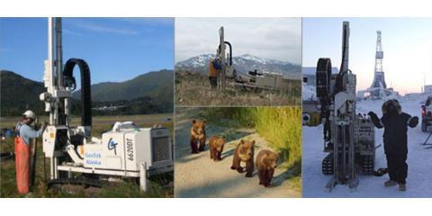 GeoTek Alaska, Geotechnical Engineers, Services, Anchorage, Alaska