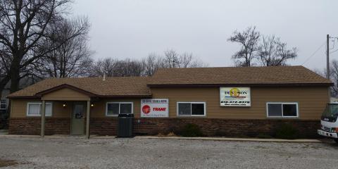 Den-Son Inc, Air Conditioning, Services, Brighton, Illinois
