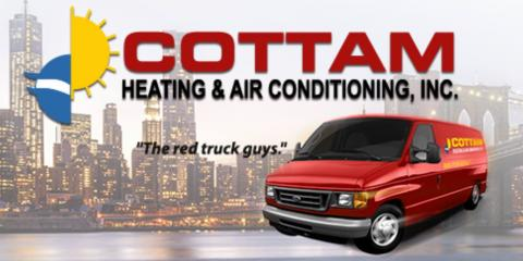Cottam Heating & Air Conditioning Inc., Air Conditioning, Services, Bronx, New York