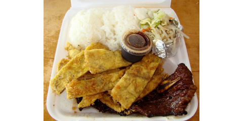 Soon's Kal-Bi Drive-In , Korean Restaurants, Restaurants and Food, Honolulu, Hawaii