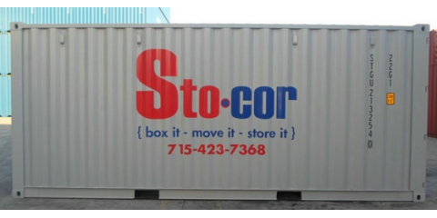 Stocor Portable Storage Moving Trailer Rental Services Wisconsin Rapids Wisconsin & Stocor Portable Storage in Wisconsin Rapids WI | NearSay