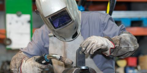 Welding: a Few Basics, Covington, Kentucky