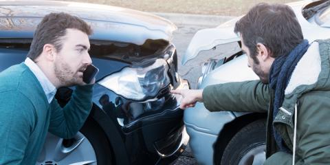What Steps Should You Take After an Auto Accident?, Covington, Kentucky