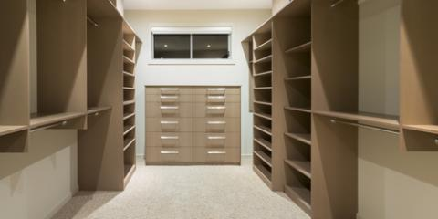 Delightful 3 Essential Interior Design Ideas For Walk In Closets, Covington, Kentucky