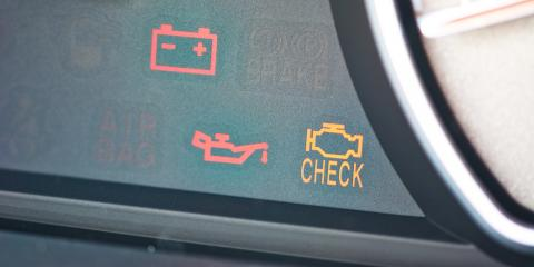 What Does the Check Engine Light Mean?, Covington, Kentucky