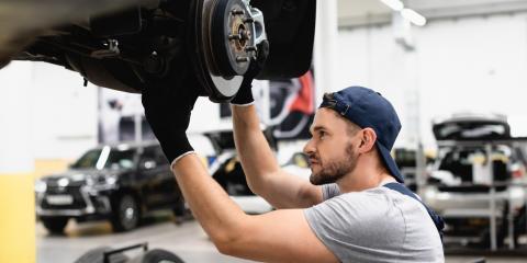 4 Indicators You Need Brake Repairs, Covington, Kentucky