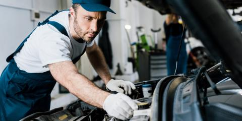4 Critical Car & Engine Maintenance Steps for Winter, Covington, Kentucky