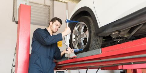 How Often Should You Align Your Tires?, Covington, Kentucky