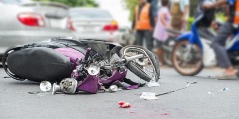 An Overview of Motorcycle Accidents, From Experienced Motorcycle Accident Attorneys, Covington, Kentucky