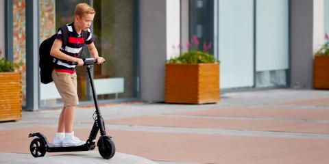5 Common Problems With Kids Scooters, Covington, Kentucky