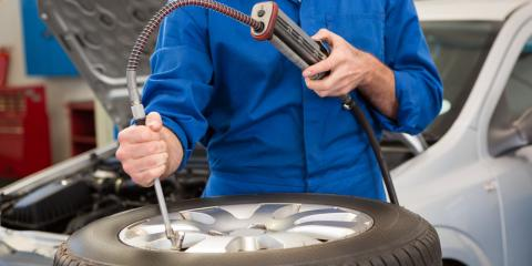 4 Reasons Your Tires Might Be Losing Air, Park Hills, Kentucky