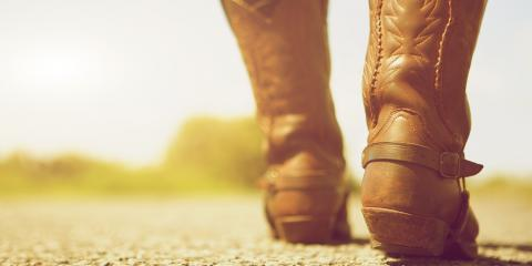 3 Tips to Care for Leather Boots, Lebanon, Ohio