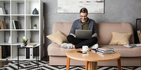 4 Tips for Working From Home, Mendota Heights, Minnesota
