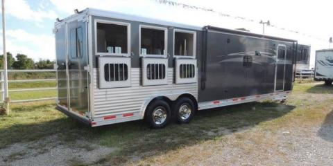 New vs Used Horse Trailers: 3 Facts to Know Before You Buy, Cuba, Missouri