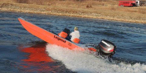 Boat Company Gives 3 Helpful Tips for Fall Fishing, Cuba, Missouri