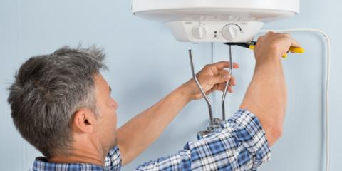 4 FAQ About Water Heater Repairs, South River, Virginia