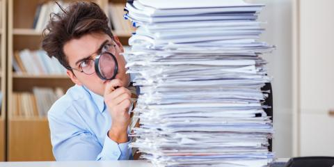 Gig Harbor's Trusted CPA Explains How Long You Need to Keep Your Business's Records, Gig Harbor Peninsula, Washington