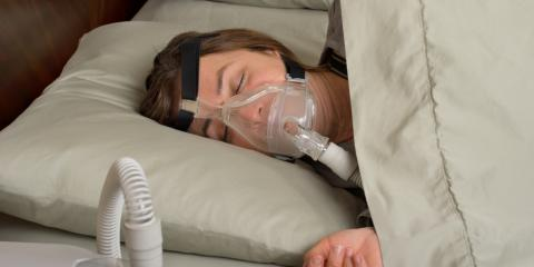 What Are the Side Effects of a CPAP Machine?, Wisconsin Rapids, Wisconsin