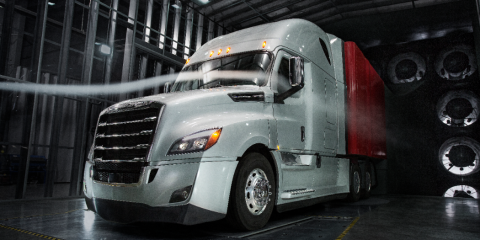 How a Revised NOx Standard Could Impact Heavy-Duty Truck Engines, Mount Olive, New Jersey