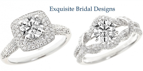Crown Fine Jewelry of Scottsdale Has The Latest Styles of Diamond Jewelry, Scottsdale, Arizona