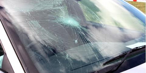 Why Driving With a Cracked Windshield Isn't Safe, Anchorage, Alaska