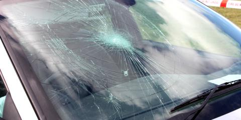 Is a Cracked Windshield Safe?, West Plains, Missouri