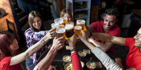 3 Benefits of Drinking Craft Beer, Vicksburg, Mississippi