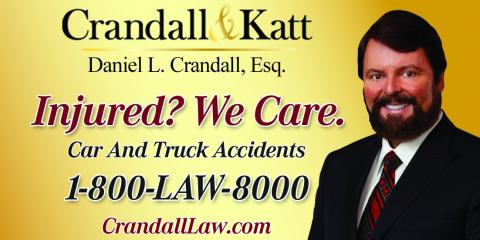 The Law Offices of Daniel L Crandall Announces the May Winner of Free Salem Red Sox Tickets , Roanoke, Virginia