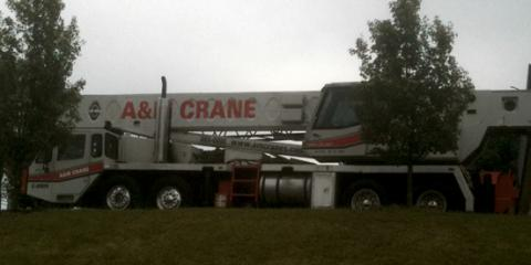3 Uses for a Crane Service, High Point, North Carolina