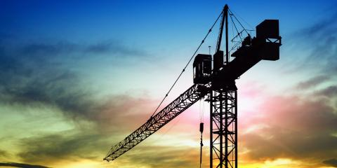 Completing a Construction Project? Call Doran Transfer & Rigging for Your Crane Rental Needs!, Cincinnati, Ohio