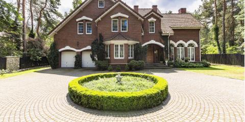 3 Maintenance Tips for Cobblestone Driveways, Cranston, Rhode Island