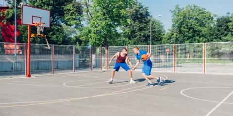 3 Maintenance Tips for Asphalt Basketball Courts, Cranston, Rhode Island
