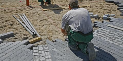 3 Advantages of a Paver Patio, Cranston, Rhode Island
