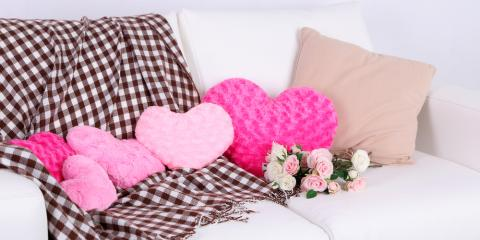 Love Is in the Air Thanks to Crate & Barrel's Valentine's Day Decor, Leawood, Kansas